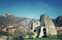 Akhtala fortress 10th century