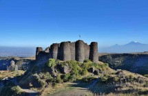 Amberd fortress 10th century