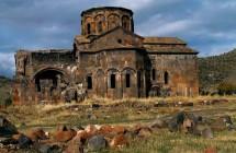 Aruch monastery 7th century