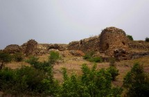 Baghaberd fortress 4th century
