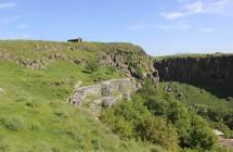 Bjni fortress 9th century