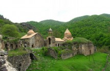 Dadivank monastery 9th century