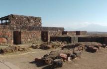 Erebuni fortress 8th century
