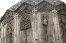 Gandzasar monastery 10th century