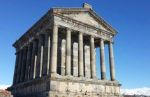 Garni temple 1th century AD