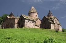 Goshavank monastery 12th century