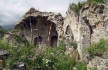 Handaberd fortress 9th century
