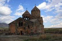 Hovhannavank monastery 5th century