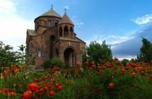 Hripsime Church 7th century