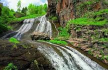 Jermuk Waterfall