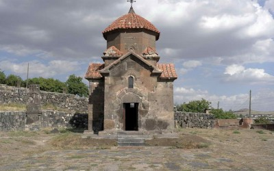 Karmravor church 7th century
