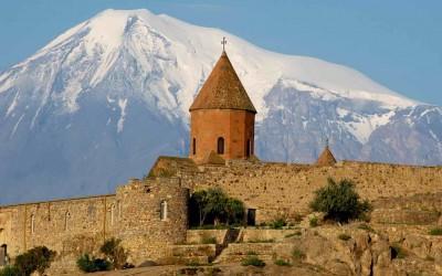 Khor Virap monastery 5th century