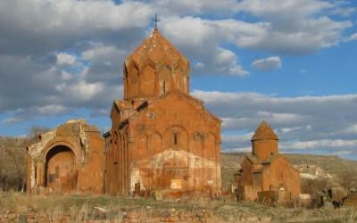 Marmashen monastery 10th century