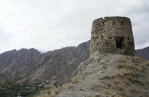 Meghri fortress 10th century