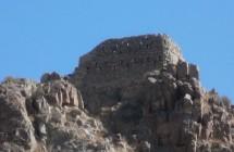 Meghri fortress 10th centu