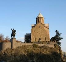 Metekhi Monastery 13th century