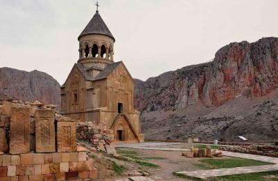 Noravank monastery 13th century