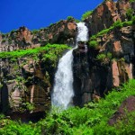 Qasakh Waterfall