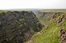 Saghmosavank gorge