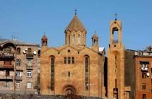 St.Sargis church 17th century