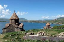 Sevanavank monastery 9th century