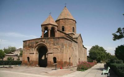 Shoghakat monastery 5th century