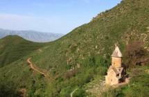 Spitakavor church 14th century