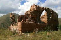 Tanahat monastery 8th century
