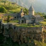 Tatev monastery 9th century