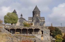 Tegher monastery 13th century
