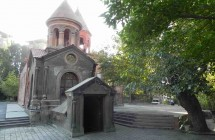 St.Zoravor church 17th century