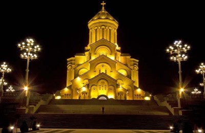 Sameba church 14th century