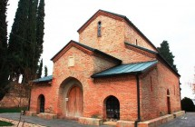 Bodbe Monastery of St. Nino 9th century
