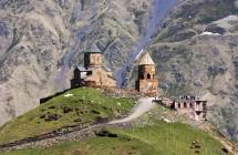 Gergeti Sameba 14th century