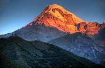 Kazbegi Mountain