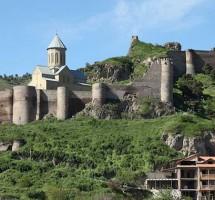 Narikala fortress 4th century
