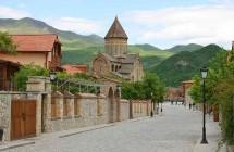 Svetitskhoveli Cathedral 11th century