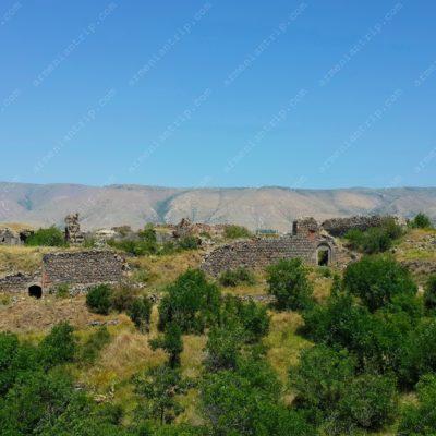 Havuts Tar Monastery 11th century (Armenia)