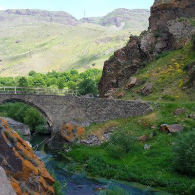 Melik Tangi bridge 18th century (Armenia)