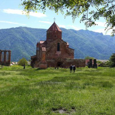 Odzun Monastery 6th century (Armenia)