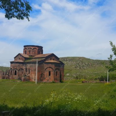 Talin Cathedral 7th century (Armenia)