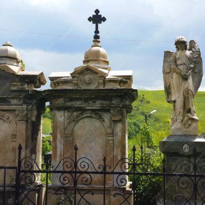 Old graveyard (Armenia)