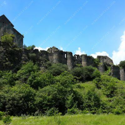 Крепость Ахтала 10в. (Армения)