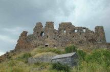 Крепость Амберд 10в.