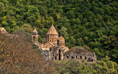 Монастырь Дадиванк 9в.
