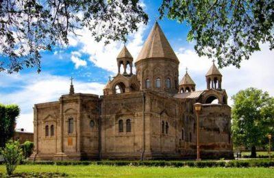 Тур в Армению из Санкт-Петербурга 7 дней