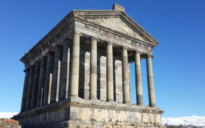 Храм Гарни I век нашей эры