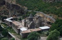 Монастырь Гегард 4в.
