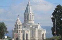 Церковь Казанчецоц 19в.