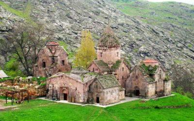 Монастырь Гошаванк 12в.